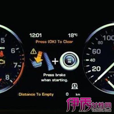 【车辆故障灯标志】【图】车辆故障灯标志有哪些