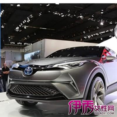 丰田小型suv车型高清图片
