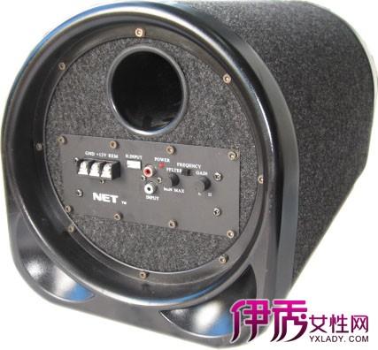 汽车低音炮简介 汽车低音炮的结构和功能高清图片