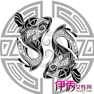 【图】双鱼座标志纹身象征着什么 2015年双鱼座纹身图案的运势