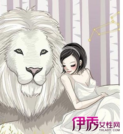 【狮子座特点】【图】狮子座女孩的性格女孩大教你如何俘获巨蟹座男生的心图片