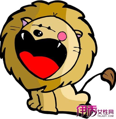 狮子男的爱情 十二星座爱情预测图片