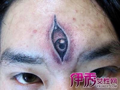 【图】额头纹身开天眼好吗? 告诉你不要随意纹天眼的说法图片