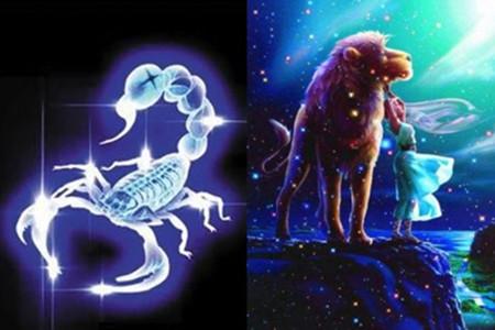 【狮子男】【图】狮子男和天蝎女搭不搭他们双鱼座女最能吸引什么星座男图片