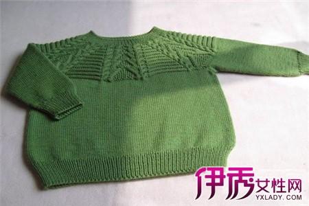 【图】婴儿毛衣编织款式
