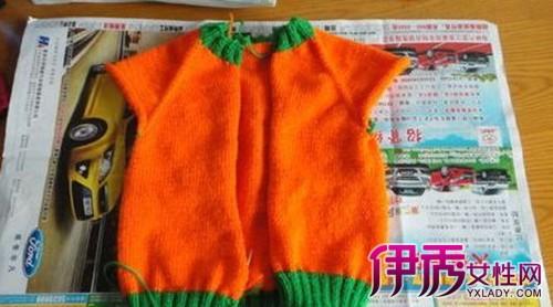 【宝宝毛衣编织花样图解】【图】宝宝毛衣编织花样