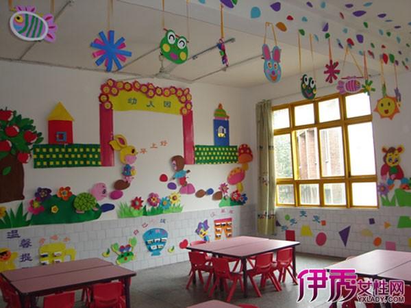 【幼儿园教室环境布置水粉图片大全】【图】透视中外