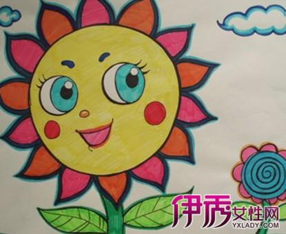 【幼儿学画画入门图片】【图】怎样教幼儿学画画入