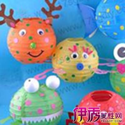 【幼儿园手工制作花灯】【图】教你幼儿园手工制作