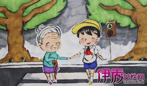 【文明礼仪儿童画】【图】文明礼仪儿童画欣赏