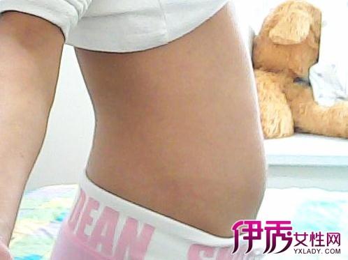 【怀孕一个月肚子多大】【图】怀孕一个月肚子多大