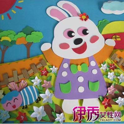 【幼儿手工立体作品】【图】超可爱幼儿手工立体作品