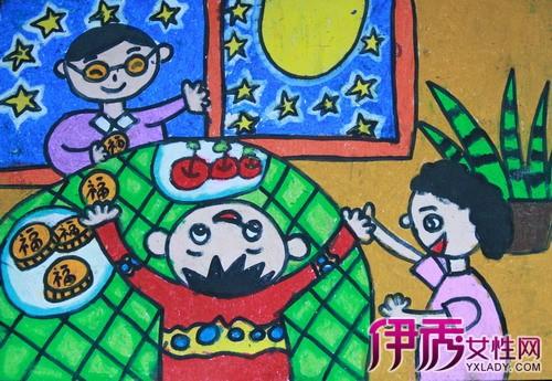 【幼儿中秋节绘画】【图】幼儿中秋节绘画活动教案