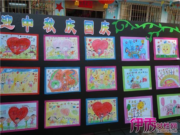 【幼儿园中秋节画画】【图】幼儿园中秋节画画(2)