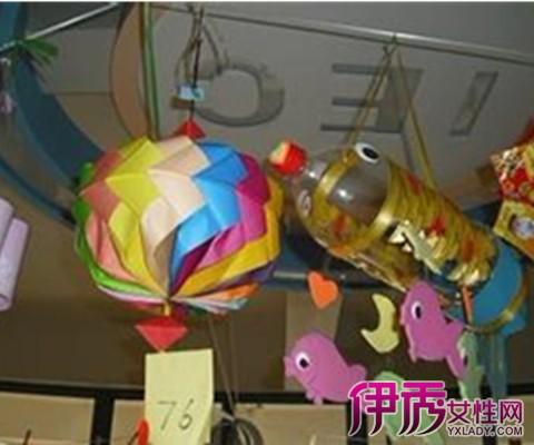 幼儿手工做灯笼方法 孩子速学手工灯笼的三大步骤