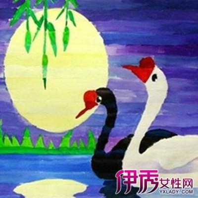 【儿童水粉画教师范画】【图】儿童水粉画教师范画