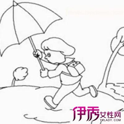 【幼儿园简笔画情景画】【图】幼儿园简笔画情景画