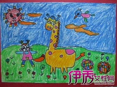【大班幼儿画画图片】【图】大班幼儿画画图片欣赏