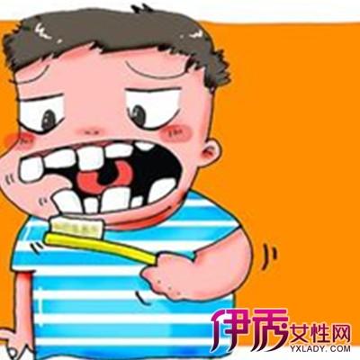 【孩子换牙顺序图】【图】收藏孩子换牙顺序图