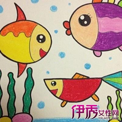 【幼儿园中班绘画作品】【图】幼儿园中班绘画