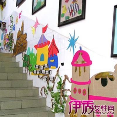 【幼儿园走廊墙面装饰】【图】怎么布置幼儿园走廊