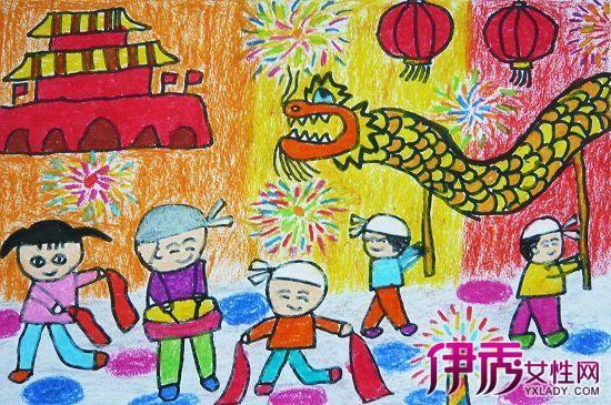 【图】幼儿画中秋节简笔画