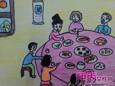 (人教版二年级品德与生活《中秋节与重阳节》ppt图1) 人教版二年级图片