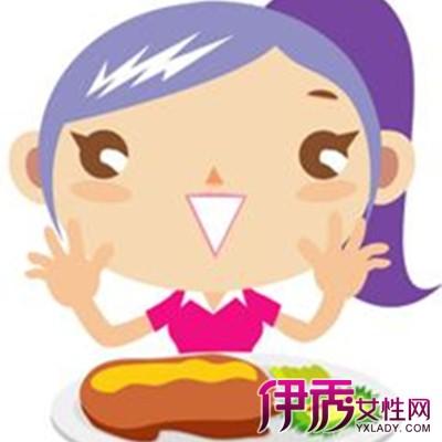 小朋友吃饭卡通图片 几招让宝宝乖乖吃饭