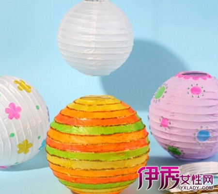 【幼儿园手工花灯】【图】幼儿园手工花灯的制作方法