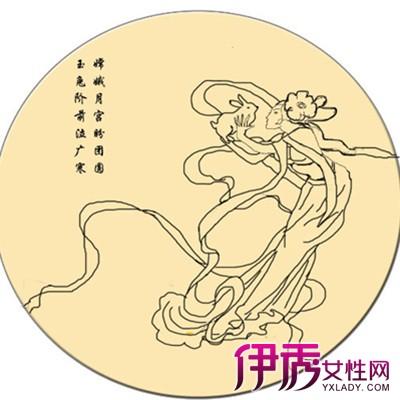 【幼儿中秋节简笔画】【图】轻松学会幼儿中秋节简笔