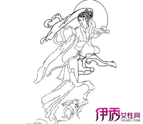 【中秋画儿童简笔画】【图】中秋画儿童简笔画