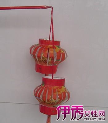 【图】diy灯笼的图片欣赏 儿童制作灯笼的步骤方法展示