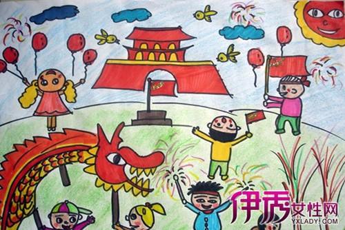 【幼儿园庆国庆绘画】【图】幼儿园庆国庆绘画活动