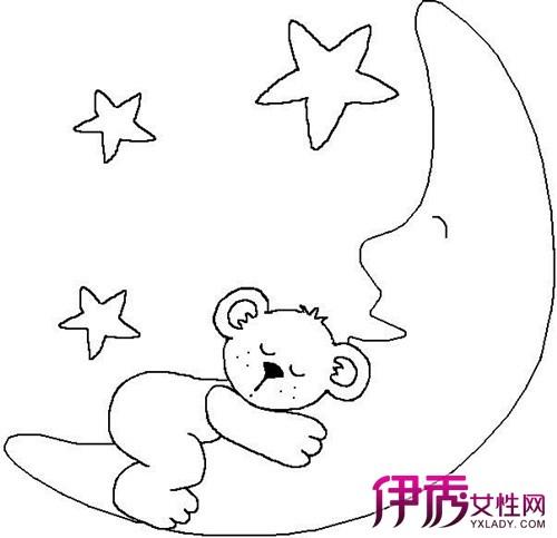【幼儿园中班简笔画】【图】幼儿园中班简笔画