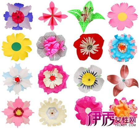 【儿童手工剪纸花朵】【图】展示儿童手工剪纸花朵