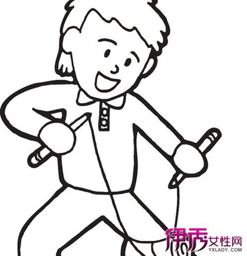 【幼儿人物简笔画图片大全】【图】幼儿人物简笔画
