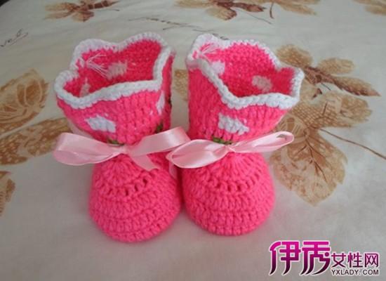 【毛线婴儿鞋的最新织法】【图】毛线婴儿鞋的最新有