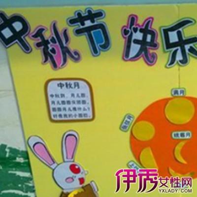 【图】幼儿园中秋节主题画