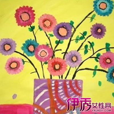 儿童创意水粉画范画展示 怎样教孩子学好水粉画