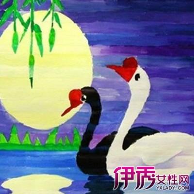 【儿童创意水粉画范画】【图】儿童创意水粉画范画