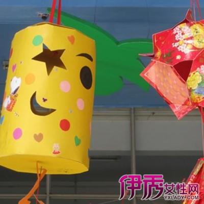 幼儿园中秋自制灯笼 2种方法教你如何制作灯笼