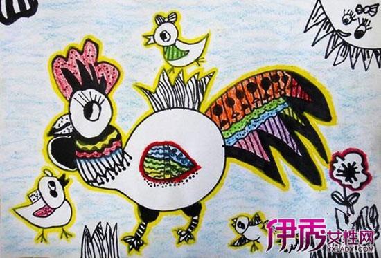 【儿童绘画图片大全】【图】儿童绘画图片大全揭秘