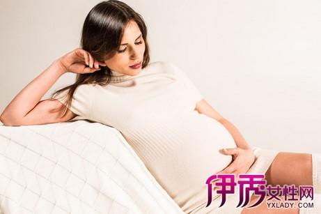 四个月孕妇肚子图 从13周到16周见证生命的奇妙