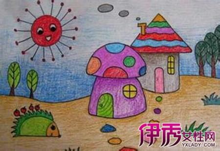 最简单的抗战儿童画_【儿童画画】【图】儿童画画教学 应从线条简单的学起(3)_伊秀 ...