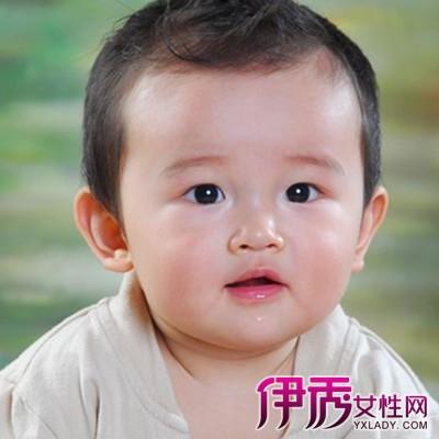 【一岁男宝宝发型图片】【图】一岁男宝宝发型图片