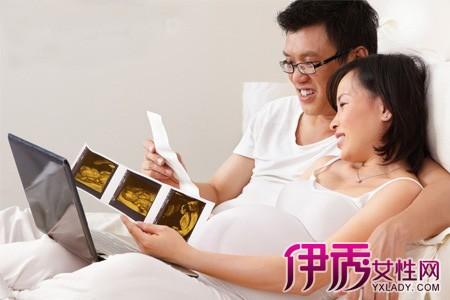 孕妇五个月四维彩超 清晰直观看胎儿图片