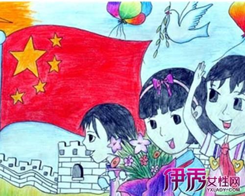 庆祝六一儿童节的画大全 关于国际儿童节的和儿童画的介绍
