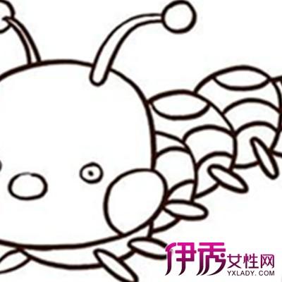 儿童简笔画大全动物简介 怎样教幼儿学简笔画呢