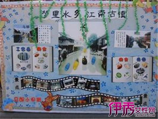 【幼儿园中国风主题墙】【图】欣赏幼儿园中国风主题