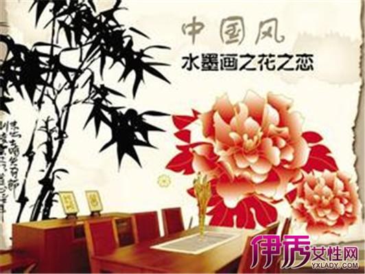 欣赏幼儿园中国风主题墙 了解传统中国风